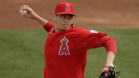 Garrett Richards expects to start the 2011 season at Double-A Arkansas.