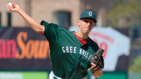 Matt Barnes was a unanimous selection as Big East Pitcher of the Year in 2011.