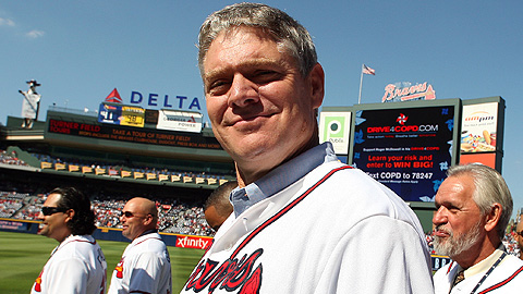 Braves broadcaster Dale Murphy has a busy week lined up in the Minors.