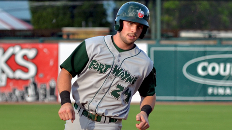 Austin Hedges has eight homers and 13 steals for the TinCaps.