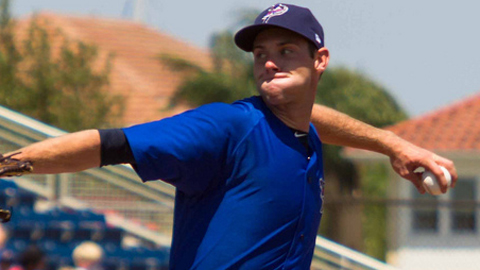 Tony Cingrani ranked second in the Minor Leagues with 172 strikeouts in 146 innings.